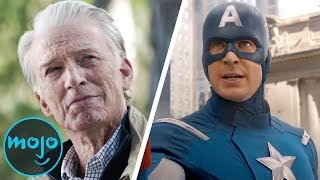 Top 10 Greatest Captain America MCU Moments