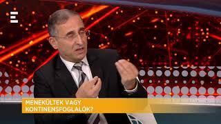 Daher Pierre a Napi aktuálisban (2017-12-08) - ECHO TV