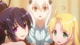 Watch High School DxD Hero Anime Trailer/PV Online