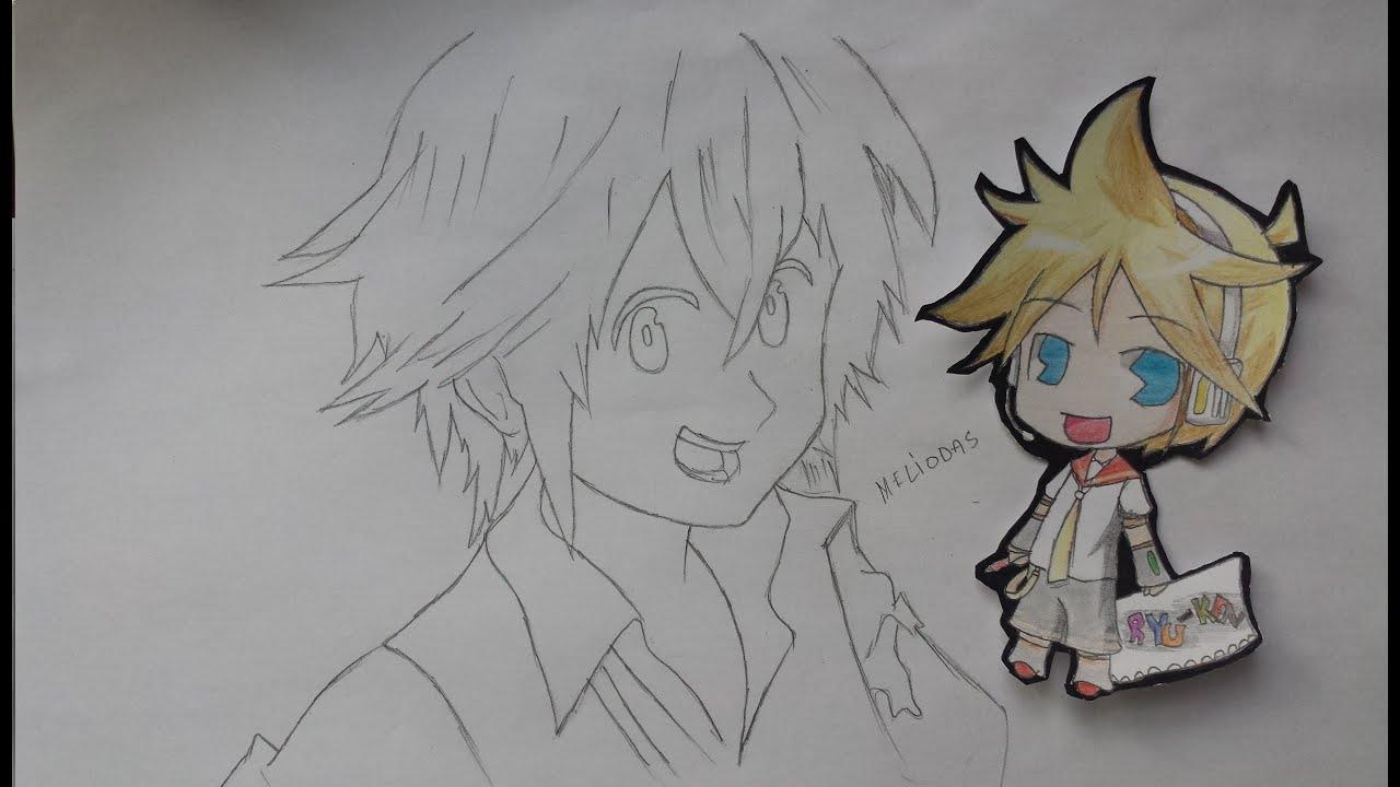 Drawing Meliodas Nanatsu No Taizai رسم ميليوداس Youtube