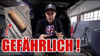 Panzer-GRANATE beim Magnetfischen gefunden 😱🤷🏻♂️ ! | ItsMarvin