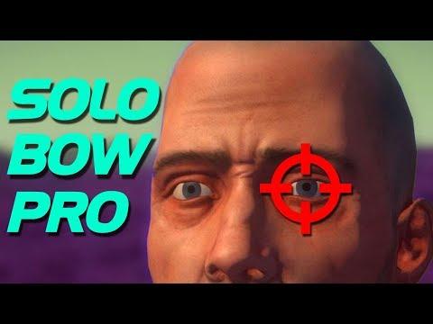Solo Bow Pro - Rust