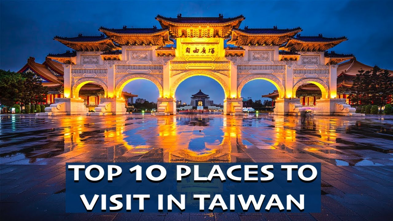 Best Places To Put A Small Tattoo: Top 10 Places To Visit In Taiwan