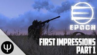 ARMA 3: Epoch Mod — First Impressions — Part 1 — Baywatch!