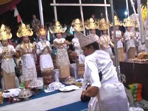 Adat Lampung--Cangget Agung di Labuhanratu 2013