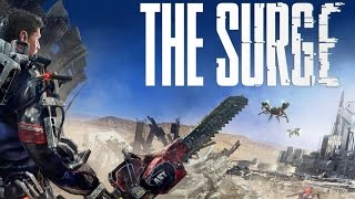 The Surge (Game Test) i5 4590, gtx 1060 6gb, 16gb No commentary