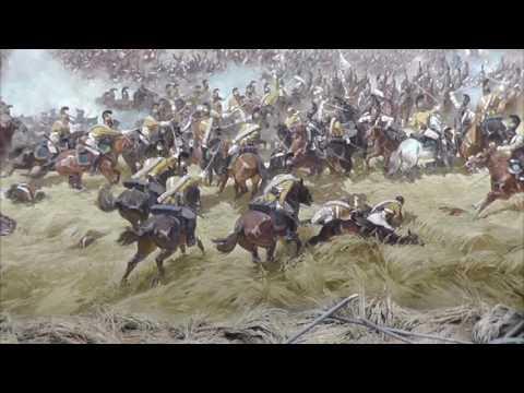 Музей-панорама Бородинская битва - Museum-panorama THE BATTLE OF BORODINO