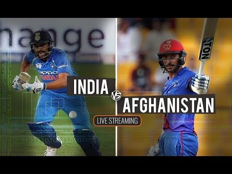 Live Asia Cup 2018 || India vs Afghanistan Live Match Today || Live Cricket Streaming