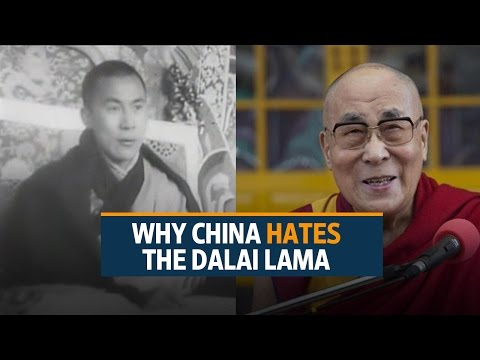 Why does China hate the 14th Dalai Lama?