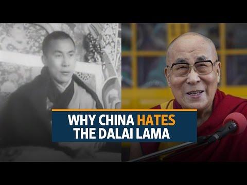 Why does China hate the 14th Dalai Lama?