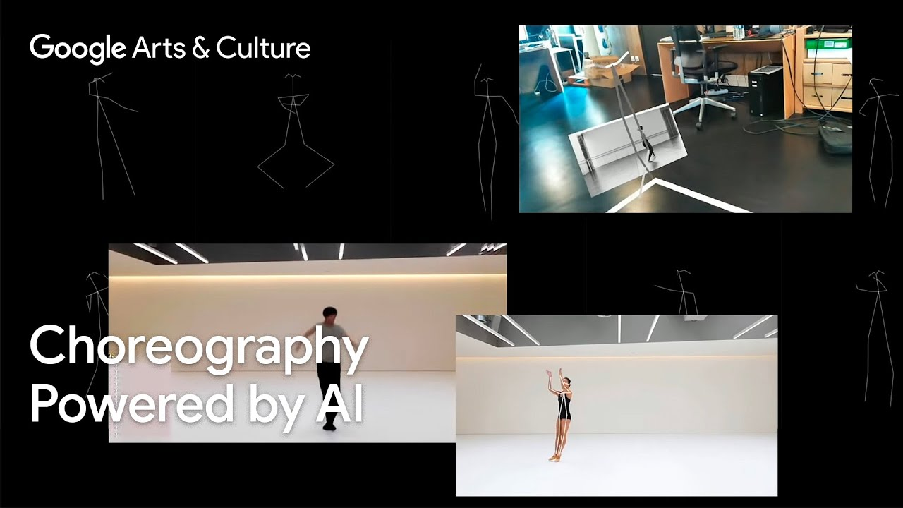 Living Archive: A tool for choreography powered by AI - Los Angeles