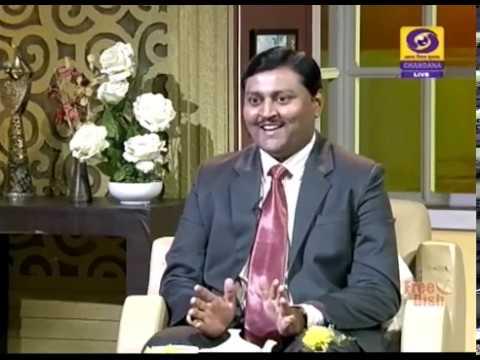 Dr M S Santosh, Associate Professor, CIIRC in Shubhodaya Karnataka | 08-05-2019 | DD Chandana