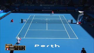 Top 5 Shots from Day 7 | Mastercard Hopman Cup 2019