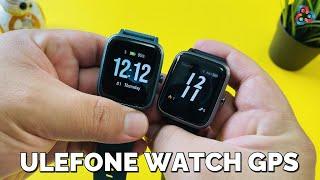 Ulefone Watch & Watch GPS - 50 DAYS BATTERY FOR 39 USD!