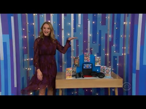 The Price Is Right:  November 18, 2019  (Hunter King Of Y&R Guest Models!)