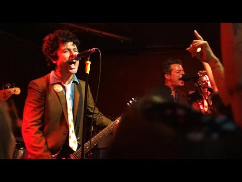 The Coverups (Green Day) - Where Eagles Dare (Misfits cover) – Live in San Francisco
