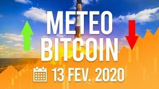 La Météo Bitcoin FR - Jeudi 13 février 2020  - Analyse Crypto Fanta