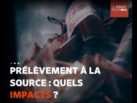 Prélèvement à la source : quels impacts ?
