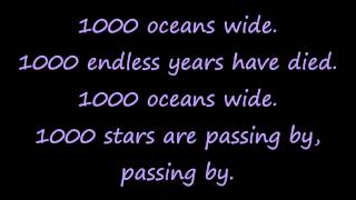Watch Tokio Hotel 1000 Oceans video
