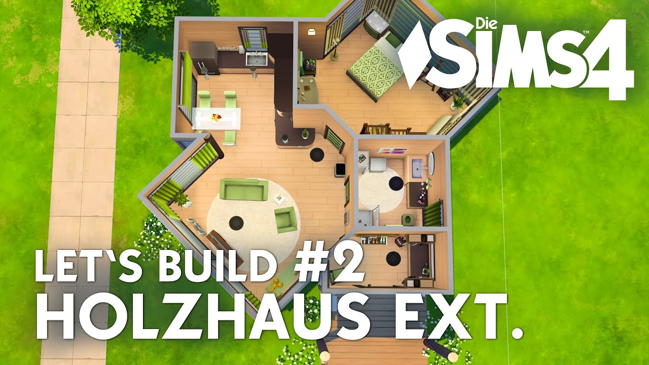 Die Sims 4 Let's Build Holzhaus #2 Haus bauen (xtended) - Youube size: 2560 x 1440 post ID: 1 File size: 0 B
