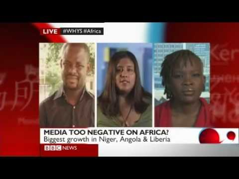 BBC World Have Your Say: Africa's Image