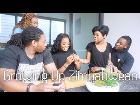 GROWING UP ZIMBABWEAN - FUNNY MOMENTS, THING WE WANTED TO SAY TO OUR PARENTS + MORE