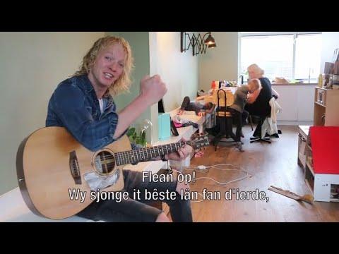 Het Friese Volkslied Jelle B Doet Het Voor
