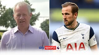 BREAKING! Harry Kane fails to report for Tottenham training for the second day