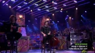 Download Justin Bieber Performs Baby Live at Much December 22nd 2009 Mp3 and Videos