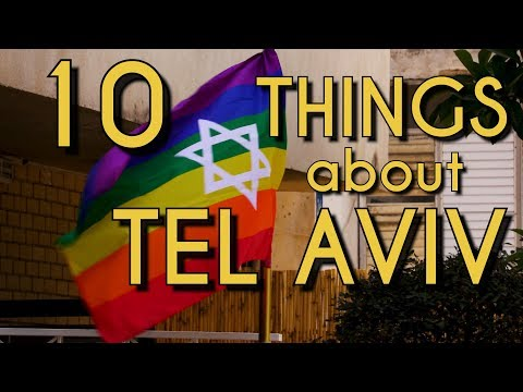 10 THINGS TO KNOW Before Visiting TEL AVIV // ISRAEL