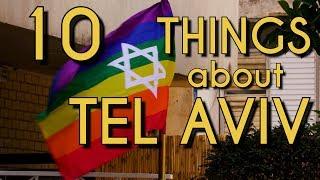 10 THINGS TO KNOW before visiting TEL AVIV // ISRAEL