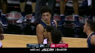 Pittsburgh vs Louisville College Basketball Condensed Game 2017