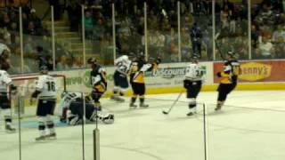 Stockton Thunder at Victoria Salmon Kings Oct 24/ 08