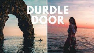 DURDLE DOOR 😍 Swimming + Camping at Britain's most beautiful beach