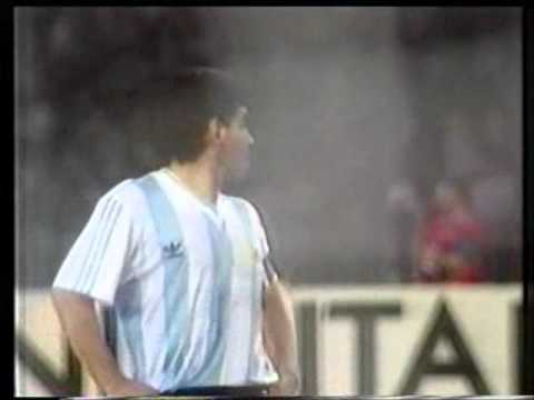 HIGHLIGHTS OF THE FIFA WORLD CUP 1990 ①