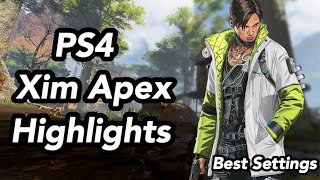 Best 2020 Apex Legend Settings ll Xim Apex Sens