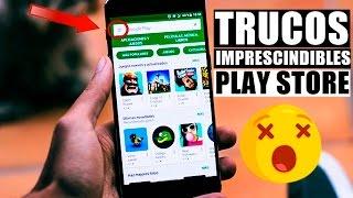 6 Trucos de la Play Store Que Necesitas Conocer Ahora 2018!!