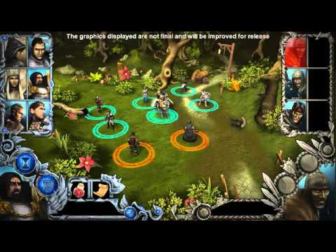 Lords of Discord: Kickstarter-Video des rundenbasierten Strategiespiels