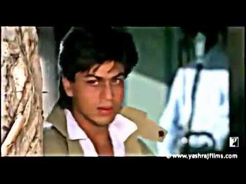 Sharukh khan in Darr Movie
