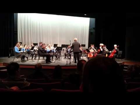 Orcas Island High School Orchestra