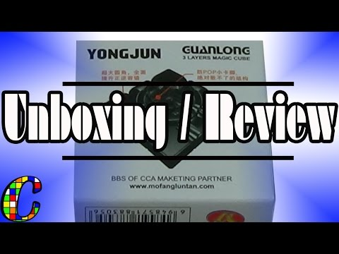 YJ Guanlong Unboxing and Review