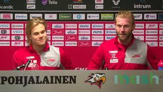 PostGame: Vaasan Sport - HIFK 20.2.2019
