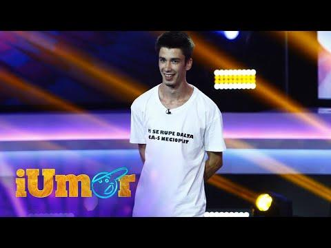 """Andrei Cojocaru, cel mai tânăr concurent din finala """"iUmor"""", i-a lăsat pe toți mască"""