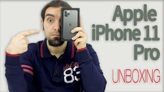 Apple iPhone 11 Pro Unboxing în Română
