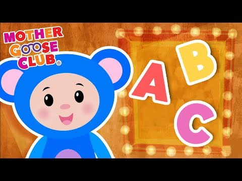 ABC Song with Eep the Mouse  Learn the ABCs  ALPHABET SONG  Mother Goose Club Ba Songs