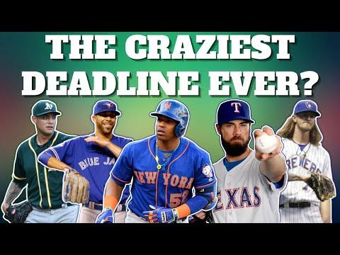 Was 2015 The CRAZIEST Trade Deadline Ever?