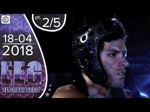 EEG El Gran Clásico - 18/04/2018 - 2/5