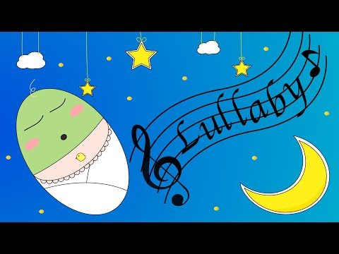 Rock-A-Bye Baby Nursery Rhyme | Lullaby For Babies