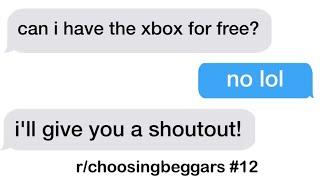 r/choosingbeggars Best Posts #12