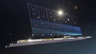 ICEYE-X2 SAR Satellit